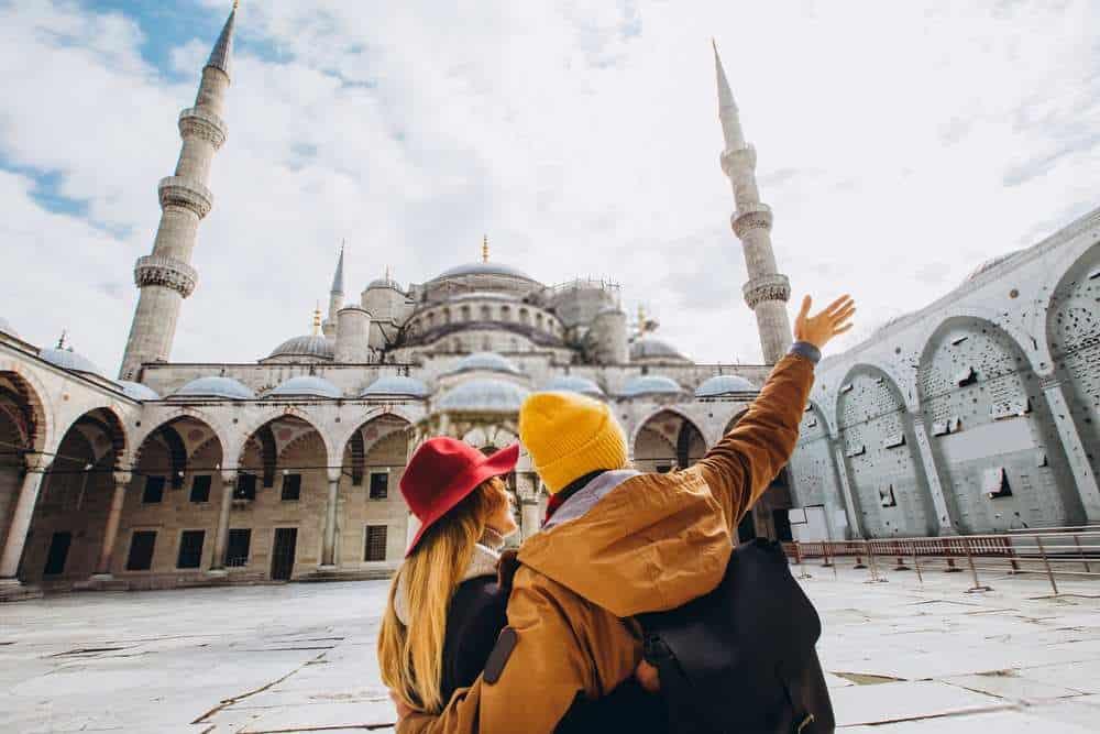 turismo turquia - colombia