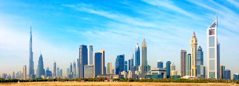 Buildings in Dubai - Buildings in Dubai