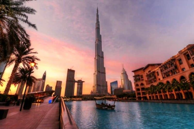 Burj Khalifa Hotel - Dubái