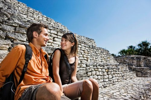 Mexico Tulum Ruins Quintana Roo Mexico Min - México: Cancún Y Riviera Maya   Viajes Y Paquetes 2021