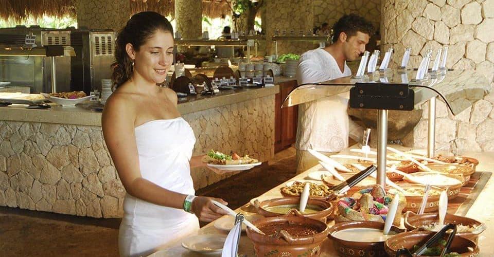 Xcaret Xichen Clasico Restaurantes Min - Cancún 3 Días | Paquete Xoximilco + Xcaret Plus + Xichén Clásico - Todo Incluido Con Alimentación Y Transportes