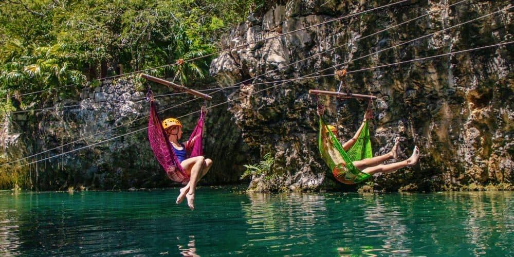 Xcaret Xplor Hamacuatizaje Riviera Maya Min - Parque Xplor | Almuerzo Buffet Y Snacks | 2021