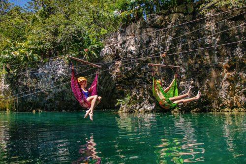 Xcaret Xplor Hamacuatizaje Riviera Maya Min - Planes Turísticos