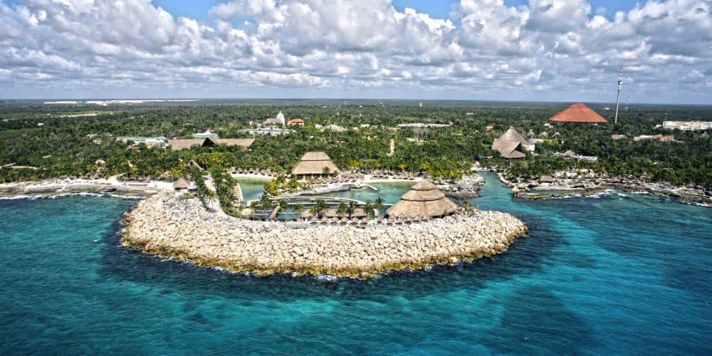 Aerea Xcaret 04 Min - Cancún 3 Días | Paquete Xoximilco + Xcaret Plus + Xichén Clásico - Todo Incluido Con Alimentación Y Transportes