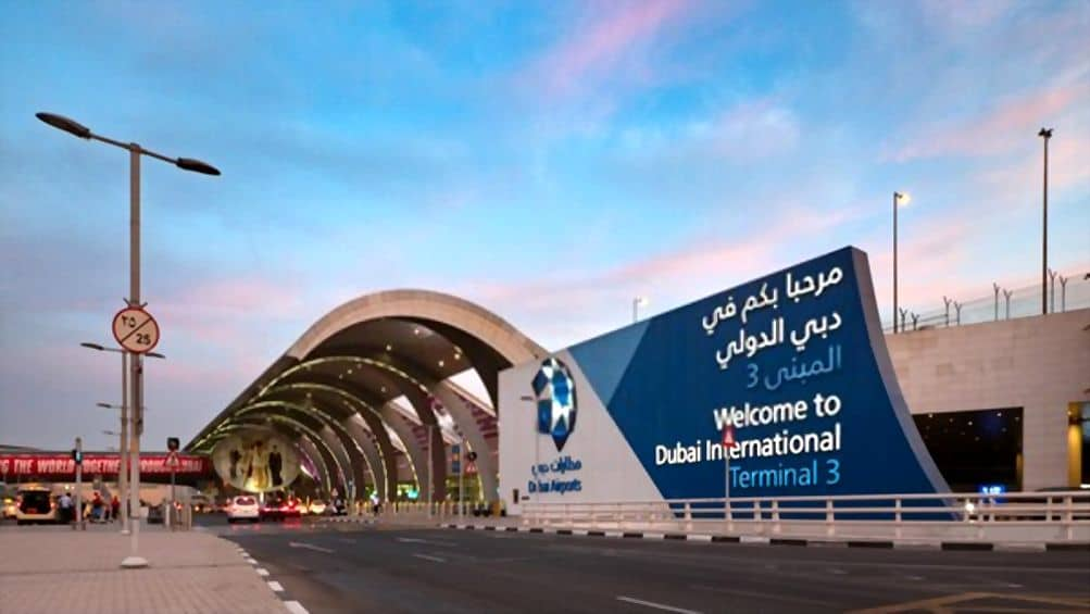 aeropuerto emiratos arabes