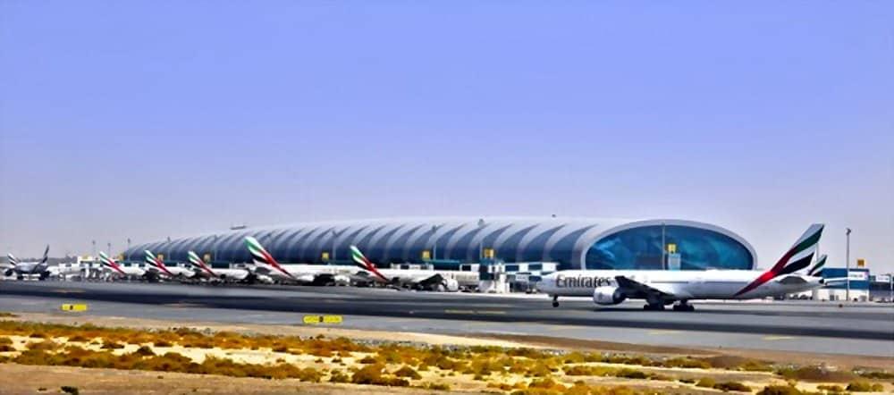 Aeropuerto Dubai - Abu Dhabi