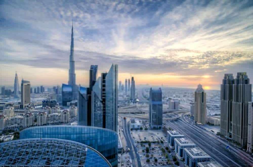 Edificio más alto del mundo - Dubai