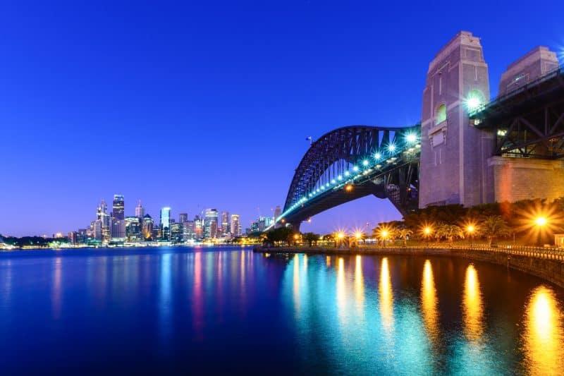 Sydney Harbour Bridge Australia - Blog