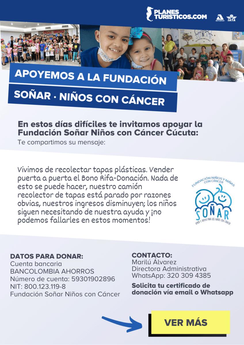Fundacion Sonar Cucuta - Fundación Soñar Niños Con Cáncer