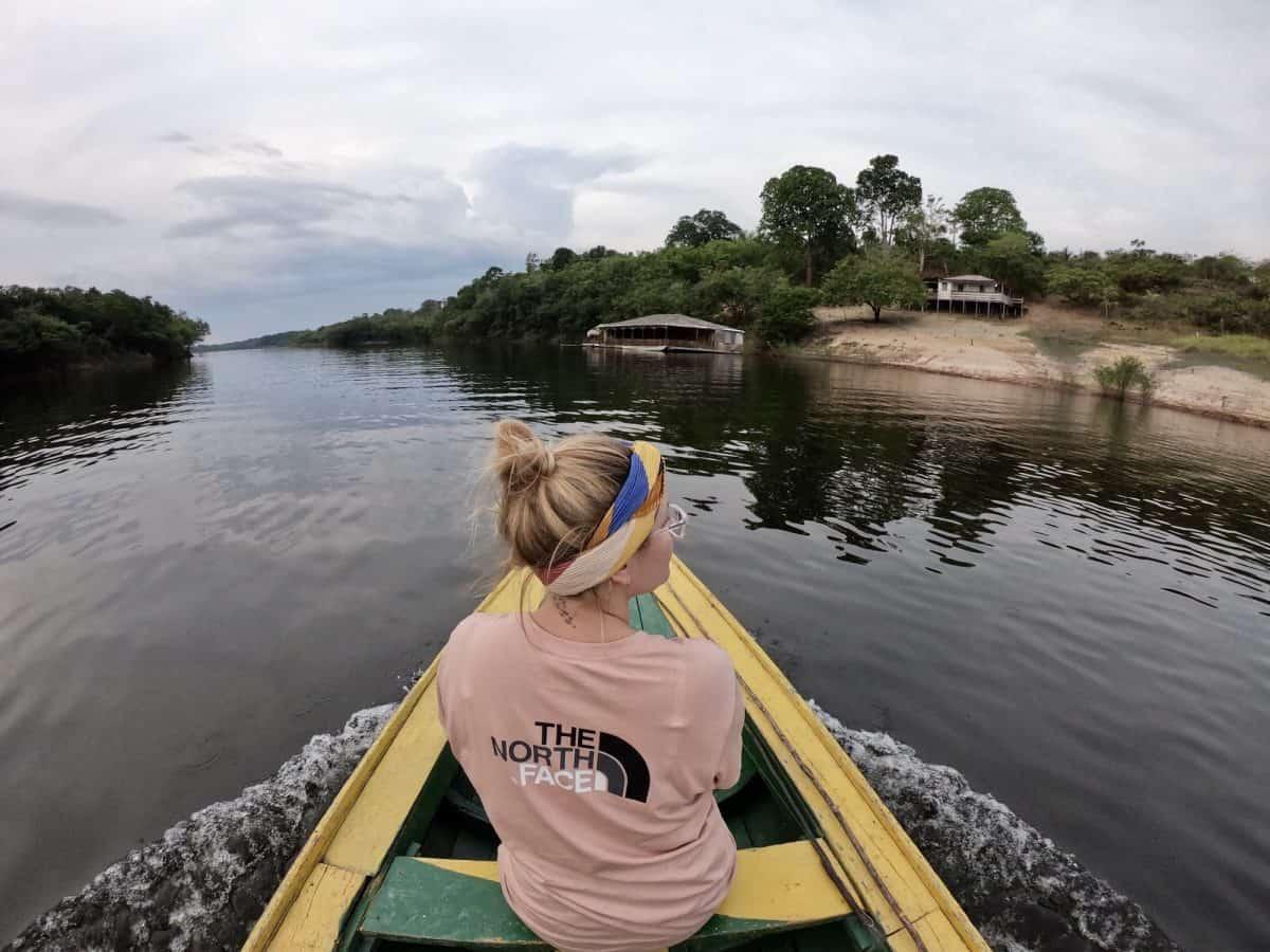 Rio Negro Amazona - Impuesto Al Turismo Se Destinará Para Subsistencia De Guías