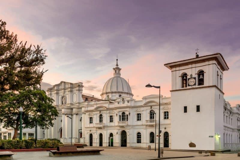 Catedral Basílica Asunción Popayán - Colombia