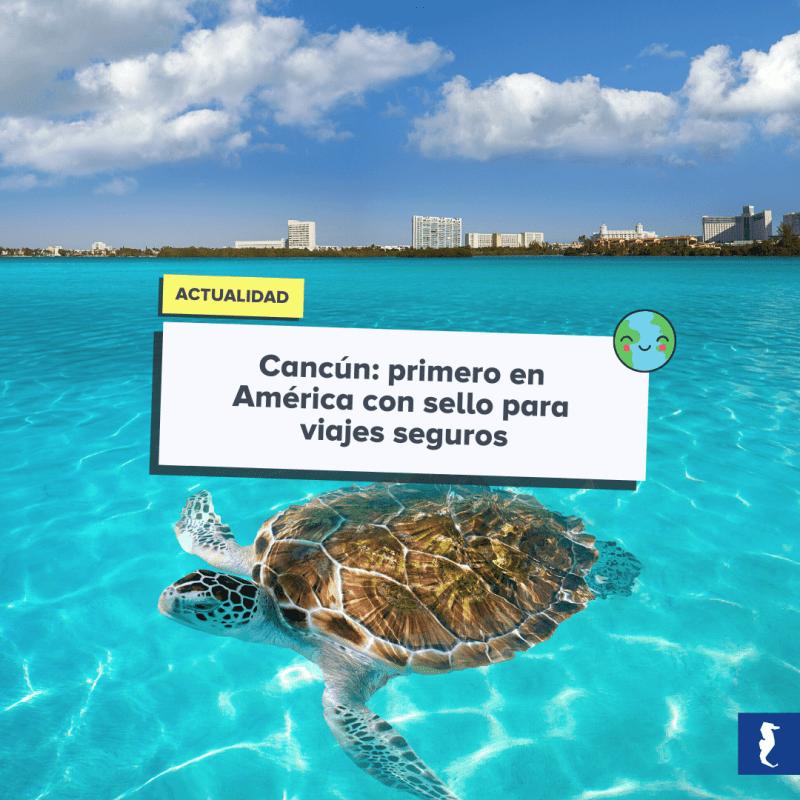 cancun viaje seguro