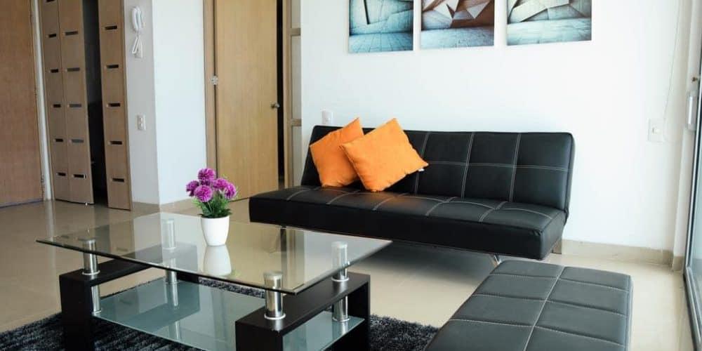 1 1 - Apartamento Con Terraza Y Vista Al Mar - Morros, Cartagena