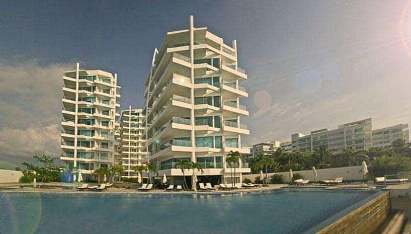 1 2 - Apartasuite Con Vista Al Amanecer - Morros, Cartagena