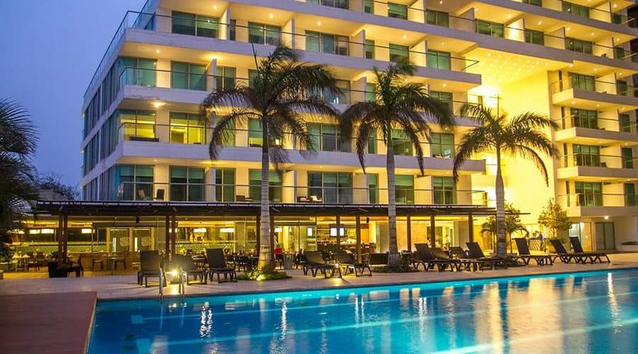 11 3 - Apartasuite Premium Con Vista Al Mar - Morros, Cartagena