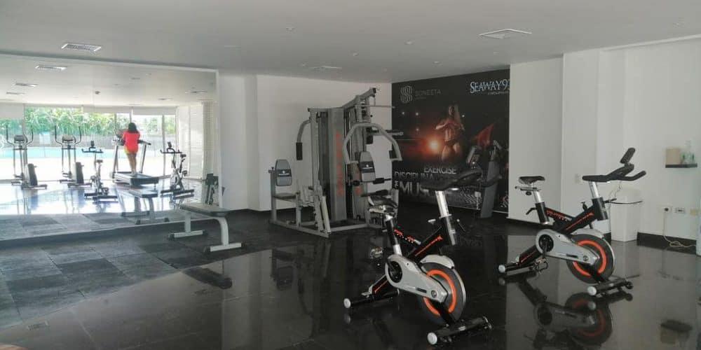 14 1 - Apartamento Con Terraza Y Vista Al Mar - Morros, Cartagena