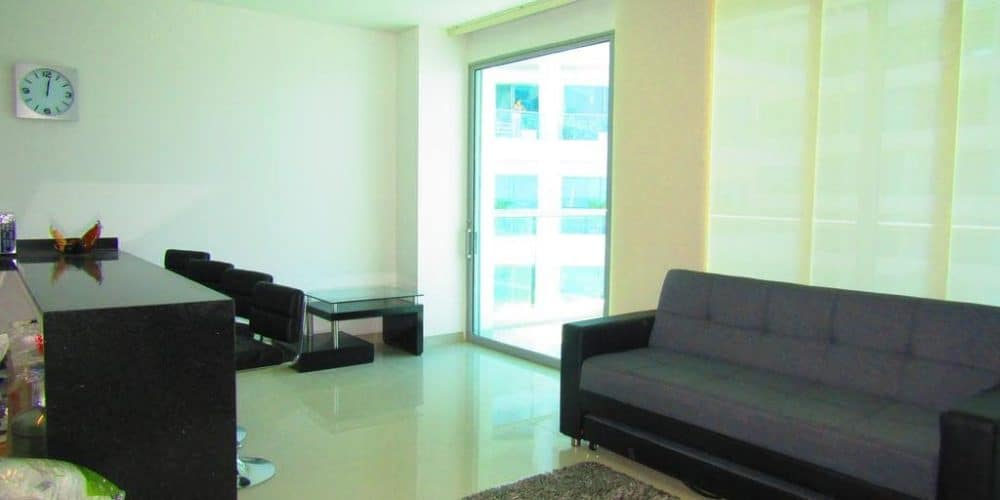 3 3 - Apartasuite Premium Con Vista Al Mar - Morros, Cartagena