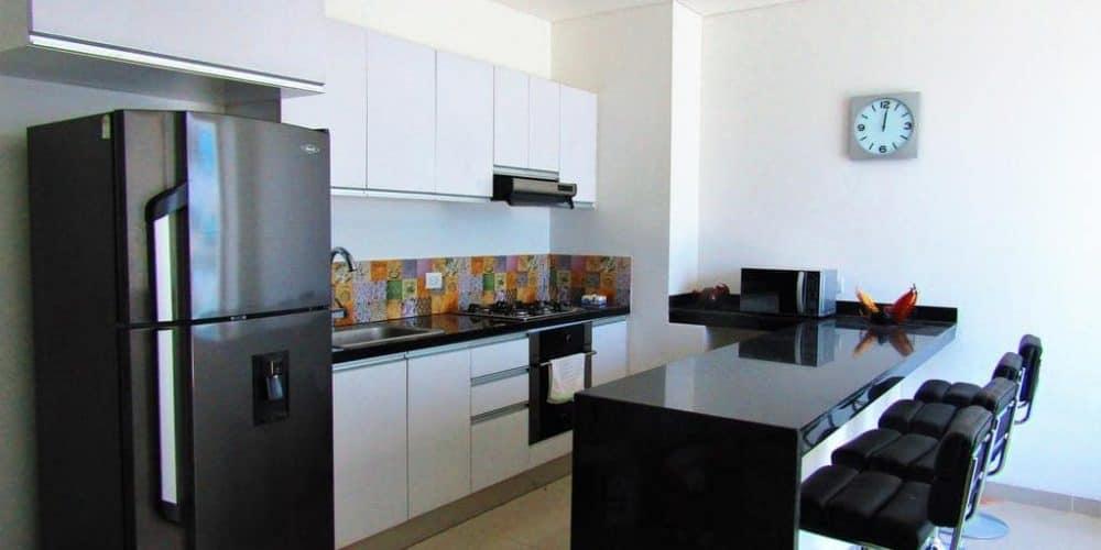 4 3 - Apartasuite Premium Con Vista Al Mar - Morros, Cartagena