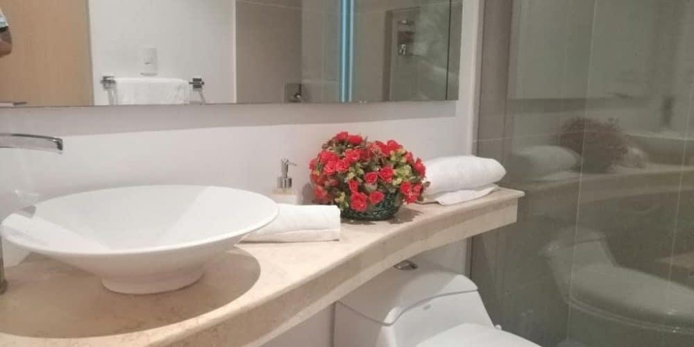7 1 - Apartamento Con Terraza Y Vista Al Mar - Morros, Cartagena