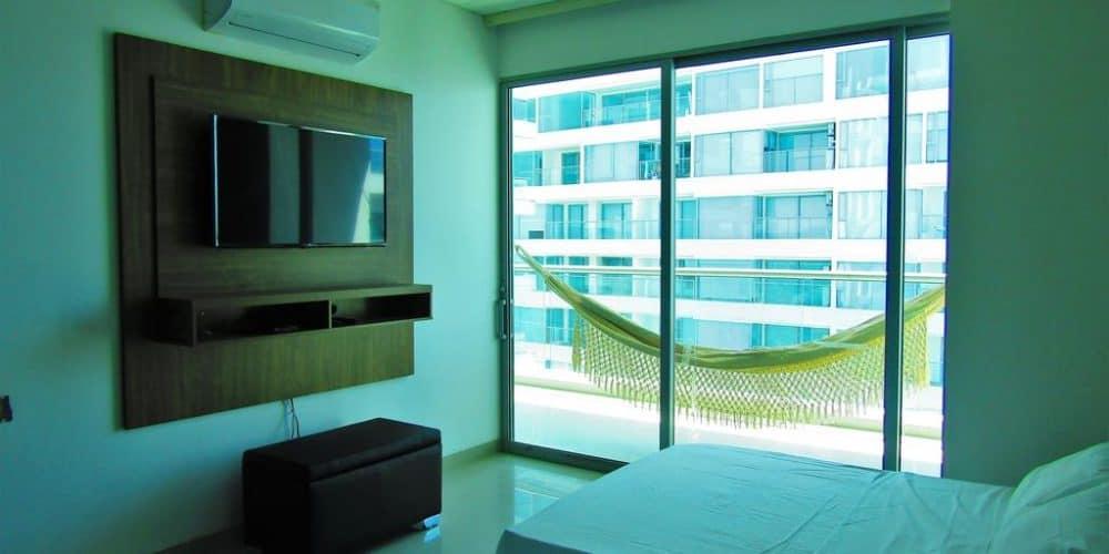 7 3 - Apartasuite Premium Con Vista Al Mar - Morros, Cartagena