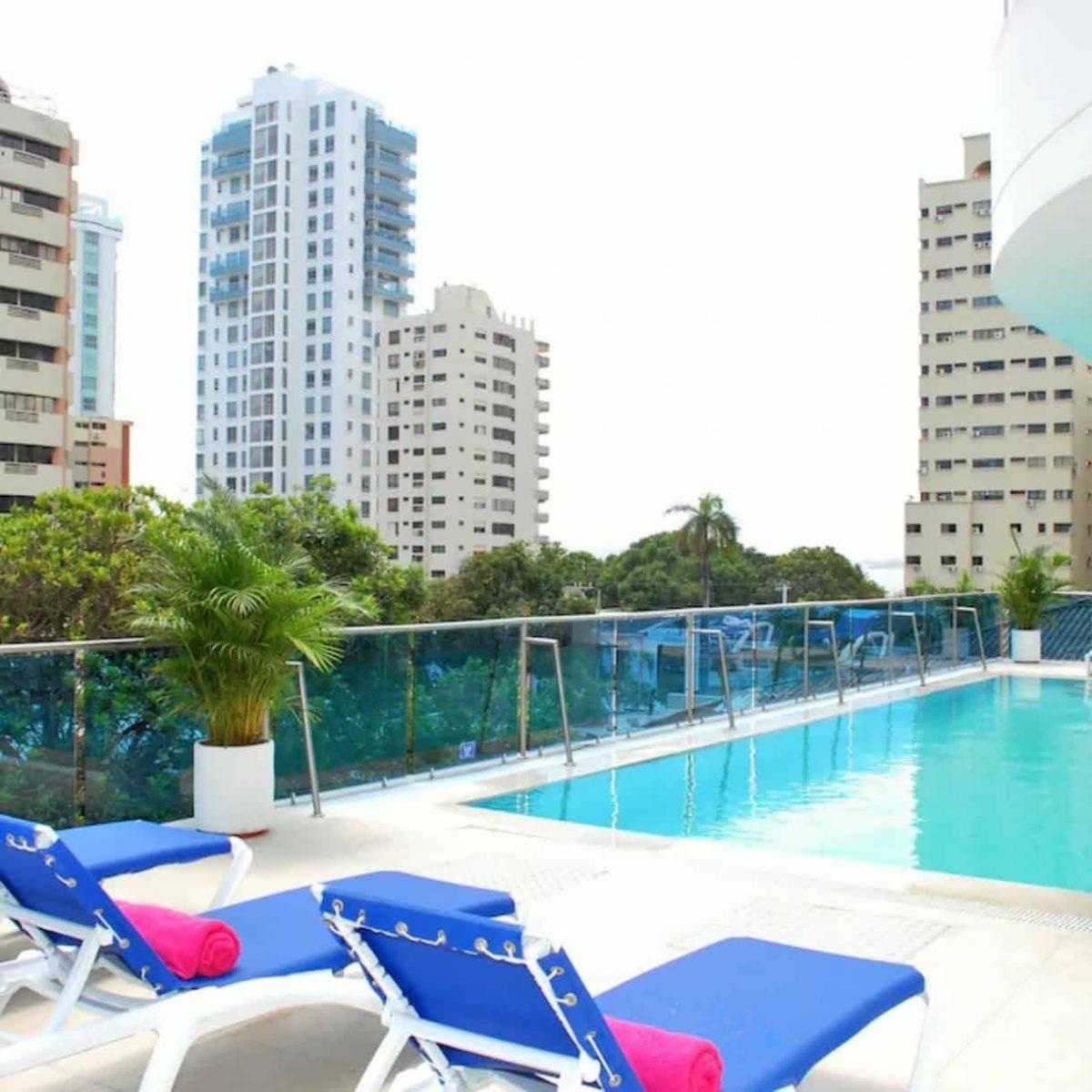 Oferta Cartagena: Hotel Atlantic Lux Desde $225.195 COP