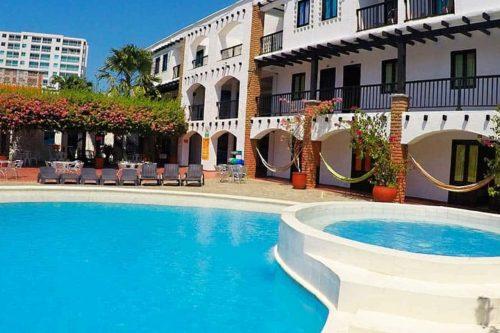 Oferta Santa Marta: Hotel Sansiraka Desde $166.395 COP
