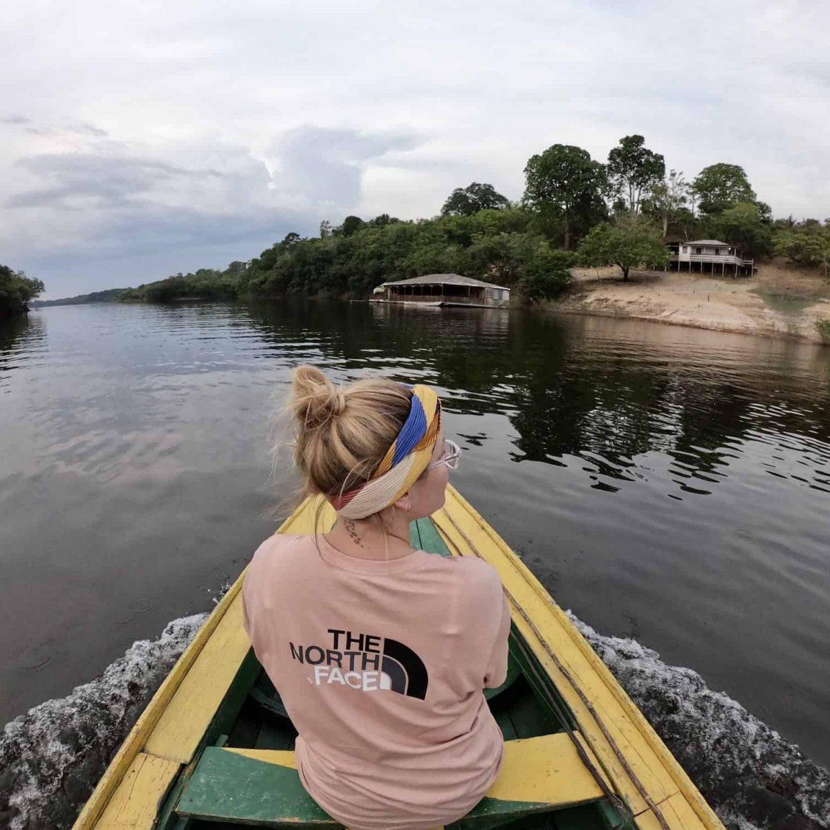 Plan Amazonas: Vuelo + Hotel