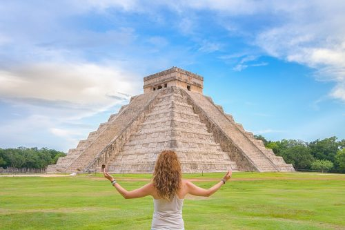 Cancun Mujer - Planes Turísticos