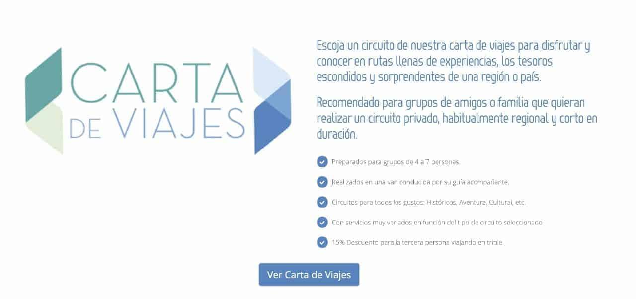 Carta De Viajes Con Europamundo En Planesturisticos.com