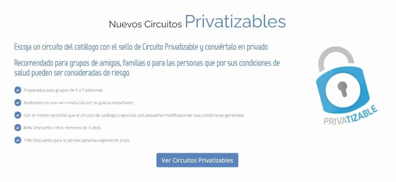 Circuitos Privatizables Con Europamundo En Planesturisticos.com