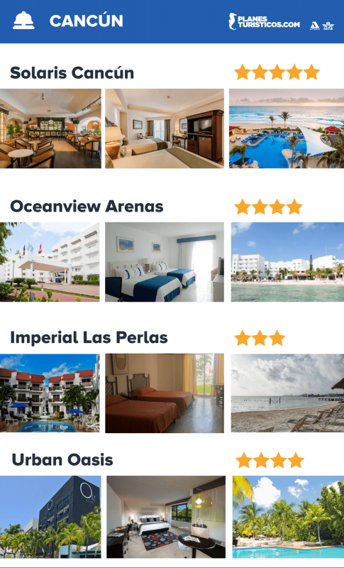 Hoteles En Cancun O Riviera Maya Oferta 4 Dias 3 Noches Con Planesturisticos.com