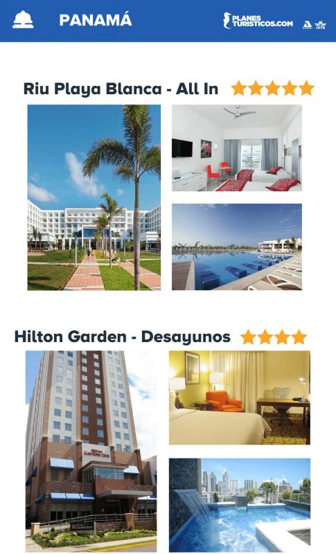 Hoteles En Panama Oferta 4 Dias 3 Noches Con Planesturisticos.com