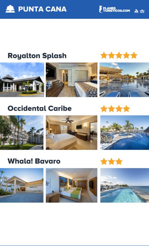 Hoteles En Punta Cana Oferta 4 Dias 3 Noches Con Planesturisticos.com