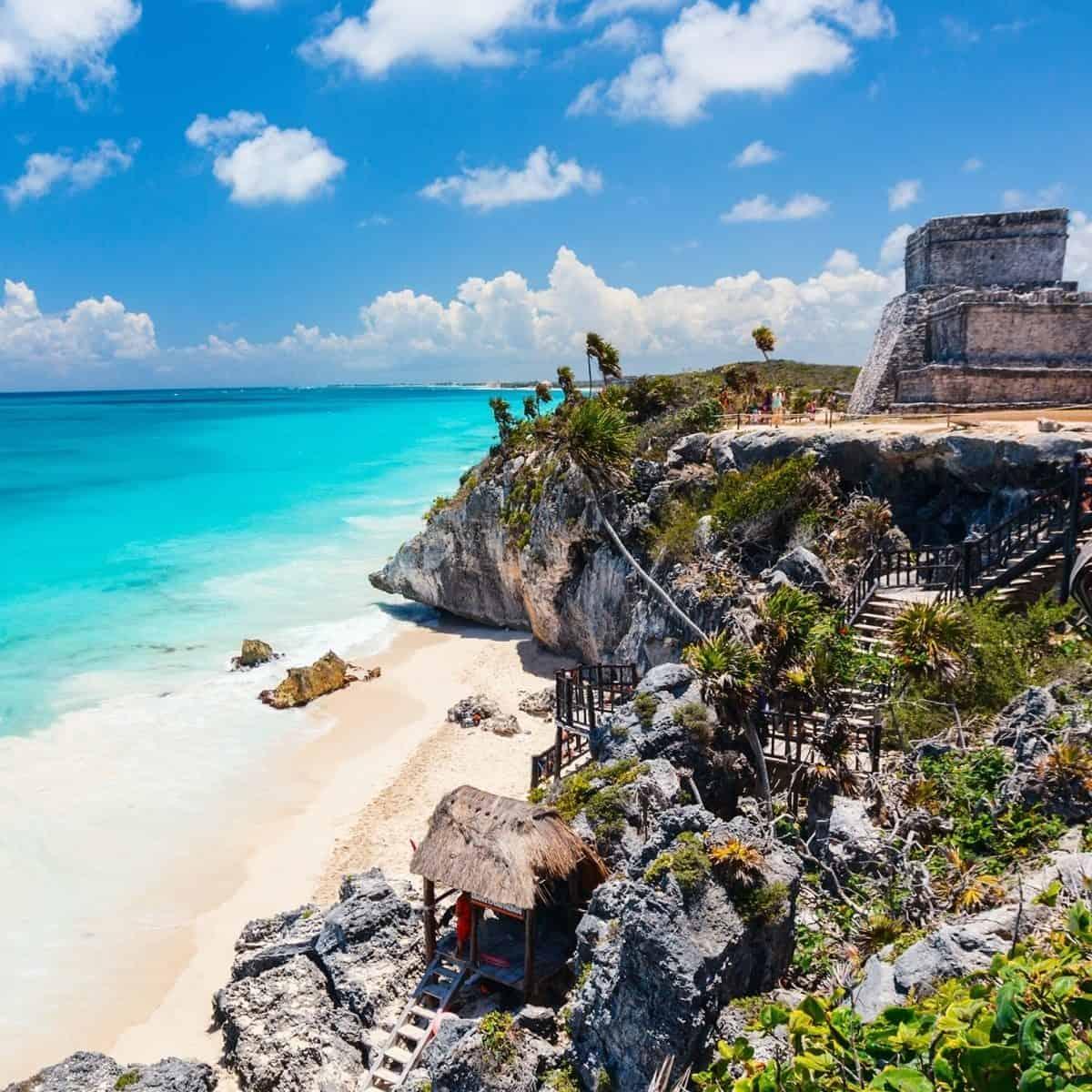 Cancun O Riviera Maya Planesturisticos.com - Cancún O Riviera Maya: Desde 4 Días | Con Vuelos Bogotá, Medellín, Cali | 2021 - 2022