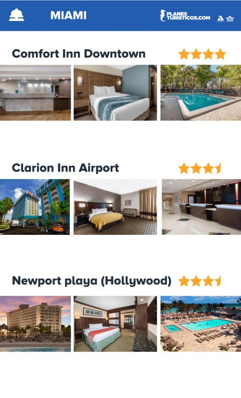 Ayudaventas Hoteles Miami Min - Miami | 4 Días | Hoteles + Vuelos | Playa Y Vacunación | 2021