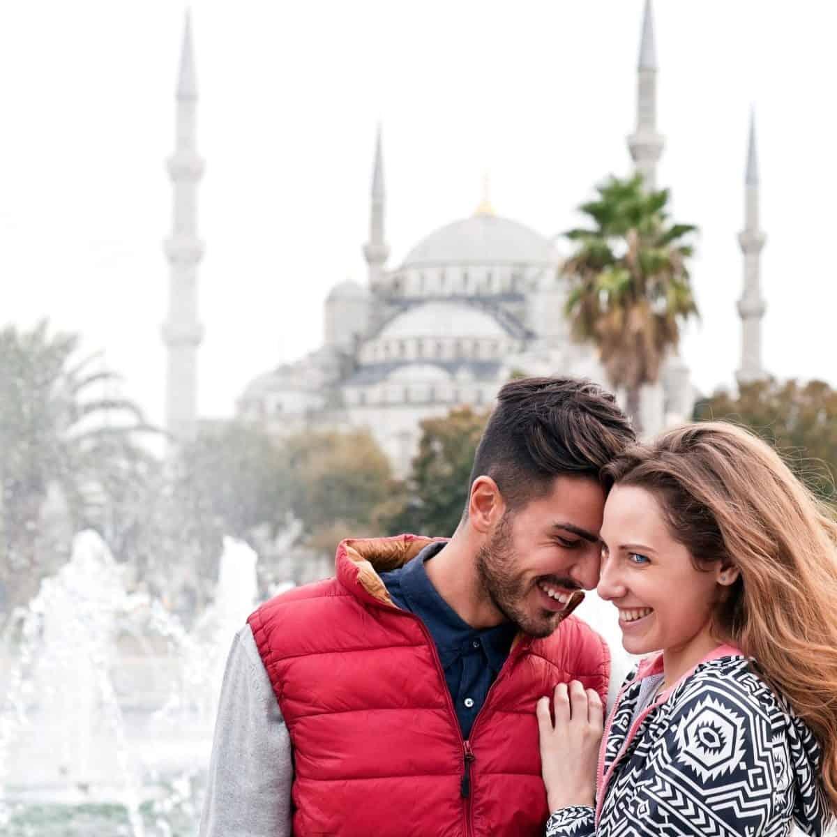 Pareja En Turquia Planesturisticos.com - Turquía Y Dubai 15 Días 13 Noches | Vuelos Desde Bogotá | Hasta Octubre 2021