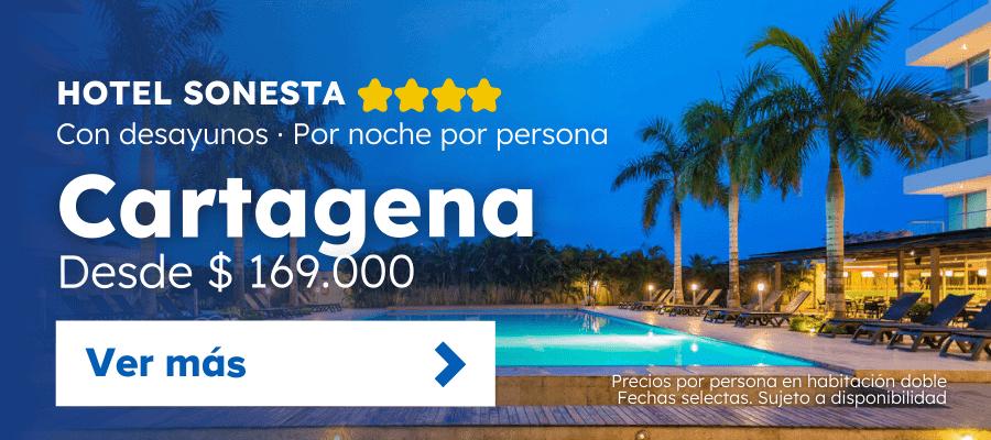 Cartagena Hotelesb - Hotelesb