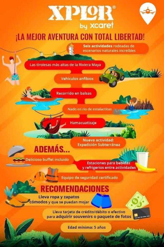 Parque Xplor By Xcaret Con Planesturisticos.com