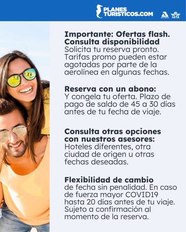 Ofertas Flash Planesturisticos.com