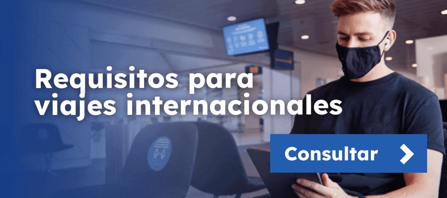 Requisitos Para Viajes Internacionales Planesturisticos.com - Planes Turísticos