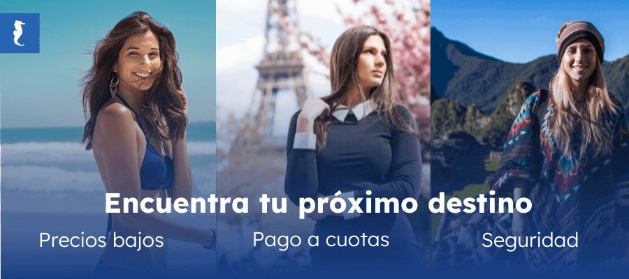Beneficios Viajar Con Planesturisticos.com - Planes Turísticos