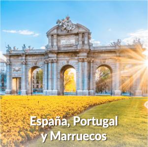 MAPAPLUS-ESPAÑA-PORTUGAL-MARRUECOS
