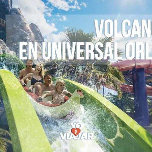 Volcano Bay en Orlando - Banner Blog